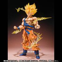 2013 New design Dragon ball z figures The Monkey King cool Goku figure chidren toy Retail