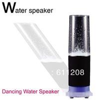 Free Shipping USB LED Light Dancing Water Speaker Led Portable Speaker for Computer/Phone/MP3/Tablet PC