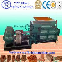 Small brick machine,non-vacuum clay brick machine