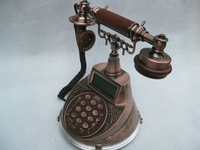 3010 antique caller id telephone voice talking incoming antique telephone