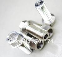 Hot Sell Gr5 titanium wheel bolt for car