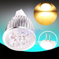 12pcs MR16 GU5.3 Warm White 5X3W 12V Home Spotlight LED Spot Light Bulb Lamp
