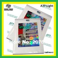ATT(A4) light inkjet heat transfer paper,T-shirts transfer paper,heat press paper