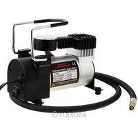 air pump portable metal car air pump car inflatable pump 12V 300 PSI free shipping