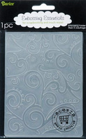 Darice embossed folder bumpmaps embossed roll 1216 - 62 embossed plastic mould