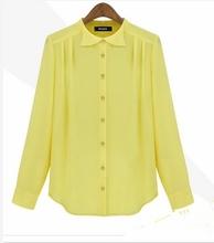 popular black yellow striped shirt
