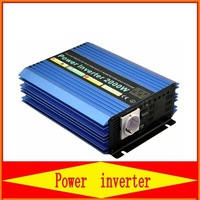 2000W Pure Sine Wave Power Inverter with CE, ROHS approved(3kw peak power) 12V/220V