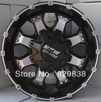 MKW offroad wheel 16 17 20 inch rim car hub for jeep Cherokee haval toyota prado