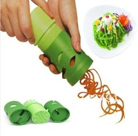 vegetable and fruit spiral slicer