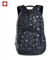 Free shipping hot sale Wenger SwissGear lady's travelling Backpack,SW028