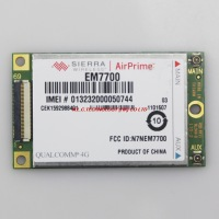 Sierra Wireless AirPrime EM7700 4G LTE+3G embedded Wireless Module For Notebook