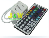 2013 Supernova Sale  4pcs  44 Keys IR Remote Controller for SMD 3528 5050 RGB LED Strip Lights free shipping