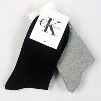 Wholesale - Free shipping -Four Seasons Wearing Solid Business Casual  Men's Socks (20 pairs / lot)
