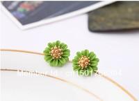 fashion  chrysanthemum  earings