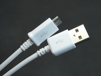 Free shipping USB 2.0 Data Cable 5 pin to USB Charger for Samsung Galaxy S4 S3 i9500 i9300 100pcs/lot