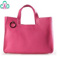 The new 2013 100% genuine leather handbag retail designer handbags fashion leisure double head layer cowhide women messenger bag
