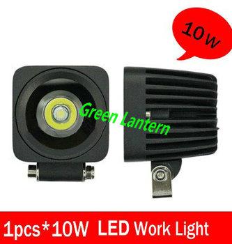 10w car led spot light car headlights Cree work light