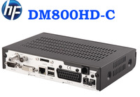 2pc/lot DM800C HD PVR DM800HD Enigma2 Linux OS Satellite Receiver Sim2.01 High Quality dm800 At Stock DHL Free Shipping