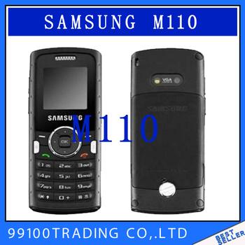 M110  Samsung Mobile Phone Dual SIM Card Bluetooth One Year Warranty Refurbished