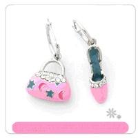 2013 accessories high-heeled shoes bag handbag earrings c-8461