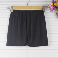 2013 modal shorts solid color plain legging pants safety pants shorts