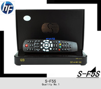 5pc/lot Original Skybox F5 HD full 1080p Skybox F5s satellite receiver support usb wifi cccam mgcam Free Shipping Post