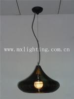 Black modern pendant lamp for home decoration 11338-1