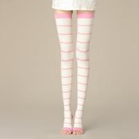 Cride sleeping socks candy color thick fat burning stovepipe socks stockings legs socks plastotype
