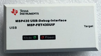 MSP430 USB-Debug-Interface MSP-FET430UIF
