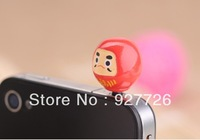 For iphone  4 4s mobile phone dust plug  for apple   iphone5 4 dust plugs endulge series