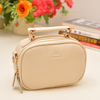 Cat bag 2013 small summer fresh candy color shoulder bag messenger bag female chromophous