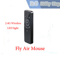Mini Fly Air Mouse 2.4GHz Wireless Keyboard Gyroscope Flying Squirrel Computer Remote Control Wireless Mouse Free Shipping 2013