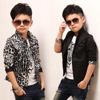 Children's clothing child suit 2013 male suit outerwear handsome male child 1473y blazer