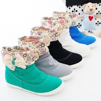 Autumn boots female spring and autumn flat heel boots with a single flat 2013 women's shoes