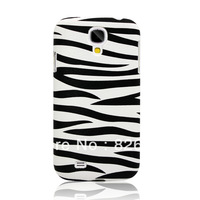 Amazing Zebra Stripe Hard Plastic Back Case for Samsung GALAXY S4 i9500