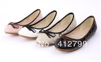 2013 hot sale REVA BALLET LEATHER Reva Ballerina Lovely princess shoes flat shoes Flats women shoes Size 35 - 41 Free shipping