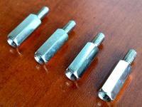 Raspberry acrylic shell e01-1000c height pillar 1 set