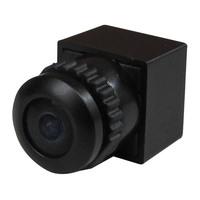 New Model! Free shipping Low price 170deg View Anlge 1/4 cmos 480TVL Mini camera +3.6-24V Wide Voltage