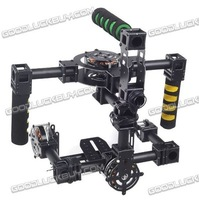 3-Axis Camera Brushless Gimbal handle gimbal/Stabilized Mount Run Movie Photogra