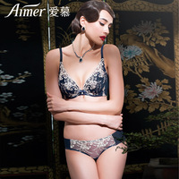 Aimer adorer underwear new arrival low-waist am23q31 panty