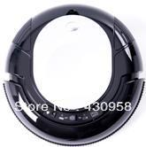 Black ,Mini mopping vacuum cleaner robot  Anti-collision ,Anti-falling down,low price  Suitable for homes floors,Free  Australia