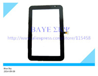 100% original new For Samsung Galaxy Tab GT P1000 Digitizer Touch Screen+free shipping