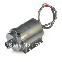 NEW Solar DC 12V 10W Hot Water Circulation Pump Brushless Motor Water Pump Brushless Pump
