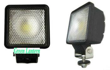 waterproof 30watt LED car driving light DC12V-DC24V