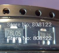 100PCS/lot  78L05 SOT-89 100ma