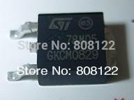 100PCS/lot  78M05 TO-252-2 output 5V 500ma