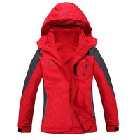 2013 Women's jacket mountaineering twinset hiking clothing winter keep warm female brand coats