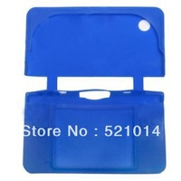 Free Shipping New Silicone Skin Cover Case Screen Protector For Nintendo DSi NDSi LL XL Blue