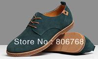 Men Suede Shoes Big / large Size Shoe European style Large Men's shoes