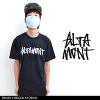 Altamont DGK T-shirt Fashion Street Skateboard Tee Punk FREE SHIPPING